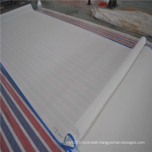100%polyester plain weave wire mesh fabric with high quality