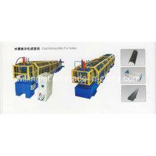Máquina formadora de rollos de bajante de alta calidad