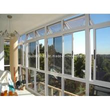 Привлекательные цены Несколько открытий Алюминиевые окна