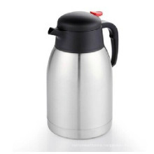 Wholesale Insulated Double Wall Thermos Stainless Steel Coffee Pot 1.2L