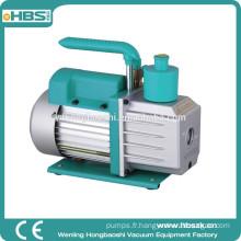 2RS-1.5 Vente chaude 2015 double étage / huile pompe à vide à palettes rotatives