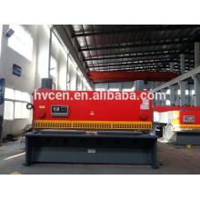 Blechschere qc11y-6 * 8000 / hydraulische Blechschneidemaschine