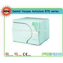 Stérilisateur à vapeur dentaire classe B (Modèle: BTD (17L / 23L)) (homologué CE) - MODÈLE CHAUD