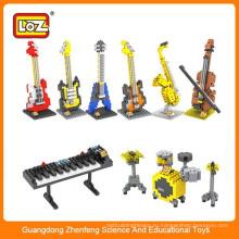 ЛОЗ пластиковые строительные блоки игрушки, импортные игрушки из фарфора