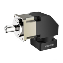 FECO KABR60-L2-15-P2 high Precision 15:1 ratio right angle planetary gearbox for servo and stepper motor