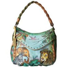 2016 Ss New Arrival Animal Pattern Ladies PU Hobo Bag (ZX20058)