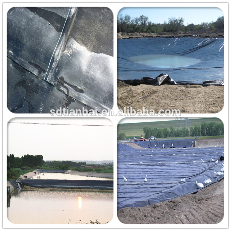 geomembrane projects