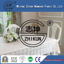 Plyester Non Woven Fabric (6FT-8FT) for Table Cover
