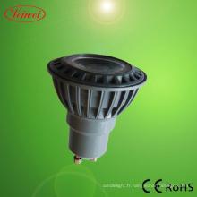 Projecteur à LED 3W GU10 (s/n 1 * 3W)