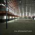 Sistem Floor Mezzanine Warehouse Industiral