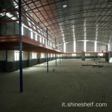Industiral Warehouse Mezzanine Floor System