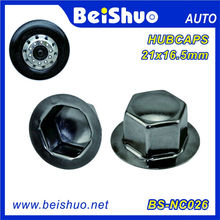 Popular and Hot Sale Car Stainless Steel Lug Nut Cover