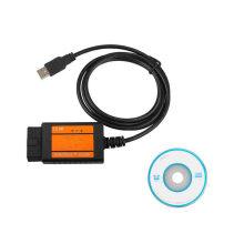 Herramienta de la exploración del interfaz de F-Super Ford Scanner USB