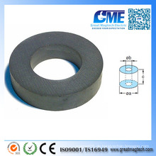 D134xd57X12mm Y30 Axial Magnet Ring Ferrit Magnet