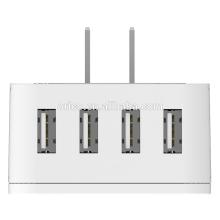 ORICO S4U Adaptateur de voyage multifonctionnel mondial 4 Chargeur mural pour port USB