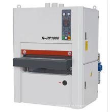 R-RP1000 Máquina de lijado / Máquina de lijar de cinturón ancho de la máquina / Lijadora de banda ancha, Máquina de lijado