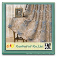 Art und Weise neues Entwurfs-Muster sticken Vorhang-Gewebe