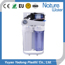 Household RO System with Stand and Pressure Gauge
