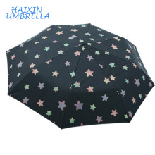 ODM New Product Amazing Customized Design Logo Wholesale Cheap Folding Magic Printing Umbrella Color Changing when Wet