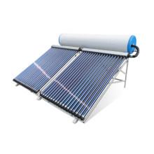 Calefator solar de alta pressão rachado da tubulação de calor