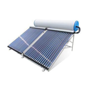 Split High Pressure Heat Pipe Solar Heater