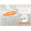 CE Certified Cordless electric steam mop dual spin electric mop With CE and ISO9001
