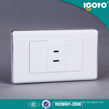 2 Pin Flat Socket with PC Material