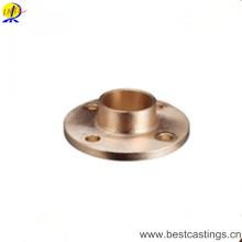 Bride filetée en bronze standard ANSI