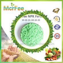 Растворимый в воде NPK - питательные микроэлементы и макроэлементы