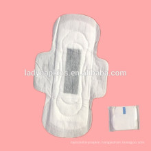 Incredible soft breathe comfort, Side-Gather Feature sanitary pad