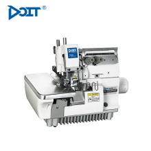 DT 700-02X250 2 agujas de 4 hilos de cama plana de coser bolsillo overlock máquina industrial