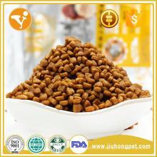 100% de material natural atacado de alimentos para cães a granel seco