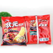 Подгонянная легкая закуска пластичный упаковывать, используемый на Лапше быстрого приготовления и печенье