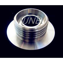 Alumínio liga peças de usinagem