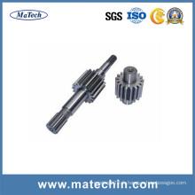 Fabrication de pièces en acier inoxydable