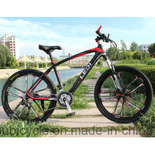 Corpo leve de mountain bike de fibra de carbono de alta qualidade