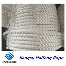 3-Strand Polypropylene Filament Rope Mooring Rope Nylon Rope PE Rope