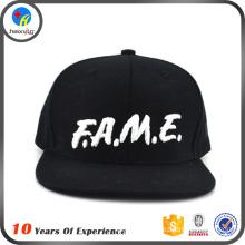Custom snapback Adjustable Hat Baseball Cap Flat Hat Hip-hop Cap