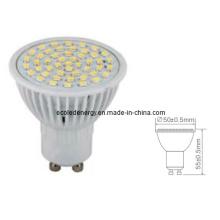 Luz LED GU10 48SMD con CE y Rhos