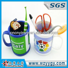 School Soft PVC Pen Stand For Children's Day