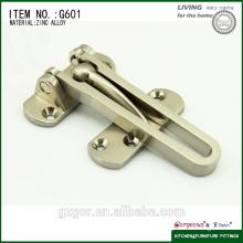 Великолепное оборудование для обеспечения безопасности - дверная защелка для замка из цинкового сплава для деревянной двери