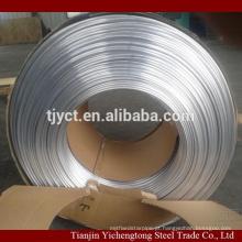 Parede fina 12 milímetros tubo de alumínio puro 1060
