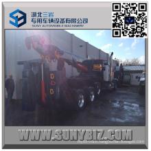 50 Ton Sliding Rotator Heavy Duty Recovery Truck Body