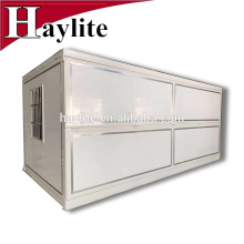 Flat pack house home office prefab foldable container for sale