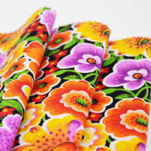 T / C 65/35 Fabric Plain Printed