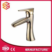 robinets de salle de bains de style antique robinet de lavabo plaqué or robinet de salle de bains