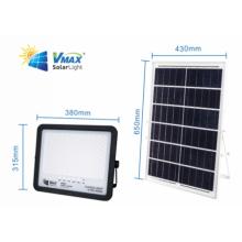 Foco solar ABS resistente al fuego y duradero