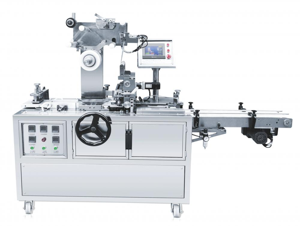 Three-dimensional transparent film packaging machine-460