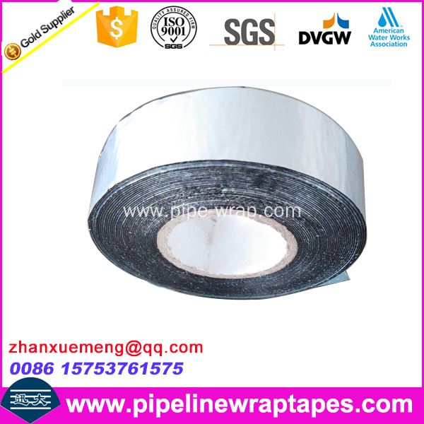 Heavy duty bitumen butyl aluminum waterproof tape