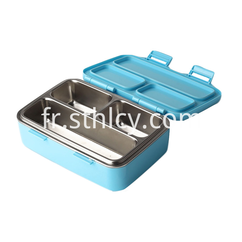 304 Stainless Steel Leakproof Lunch Box